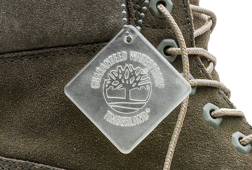 "Translucent ""ice"" hangtag"