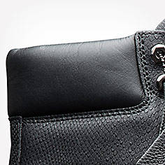 PADDED COLLAR FOR A COMFORTABLE FIT AROUND THE ANKLE