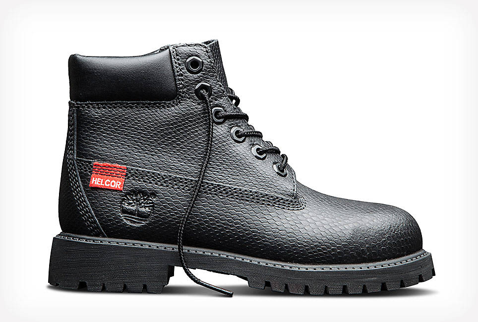 Timberland Helcor Exotics Collection Limited Release