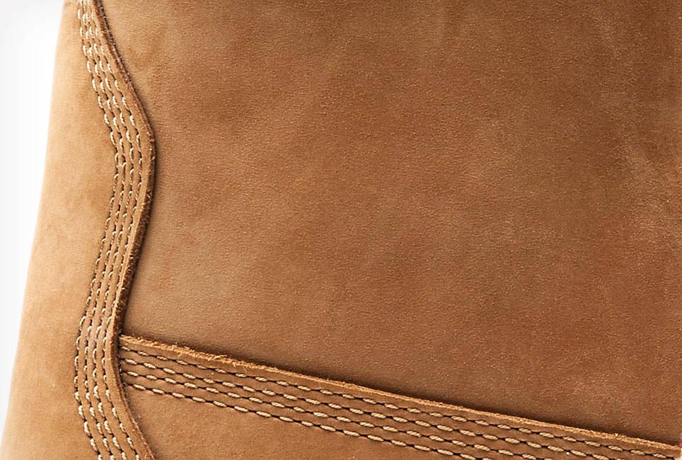 Premium Nubuck Leather And 400G Primaloft® Insulation