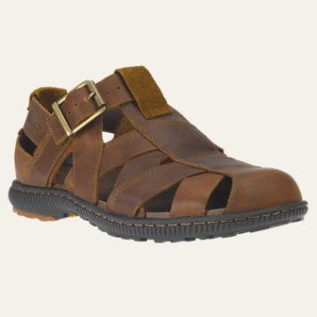mens leather sandals fisherman sandals. Black Bedroom Furniture Sets. Home Design Ideas
