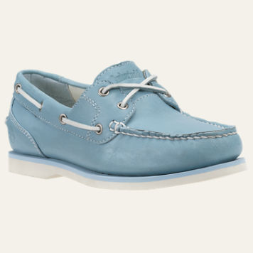 Women's Classic Amherst 2-Eye Boat Shoes