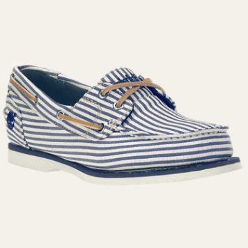 Women's Classic Canvas Boat Shoes