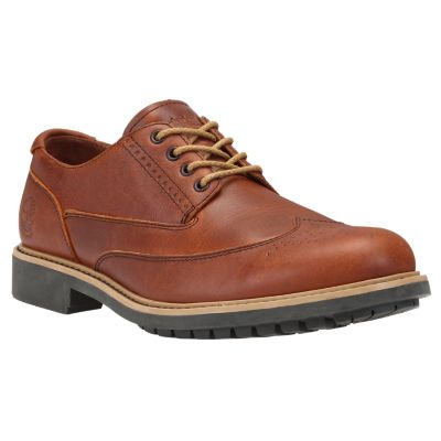 Timberland Mens Stormbuck Brogue Shoes