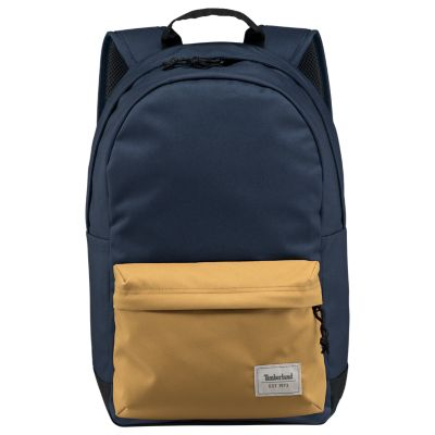 Crofton 22-Liter Water-Resistant Color Block Backpack