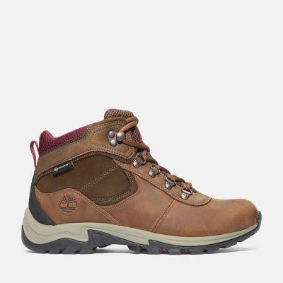 timberland | women's mt. maddsen mid waterproof hiking boots