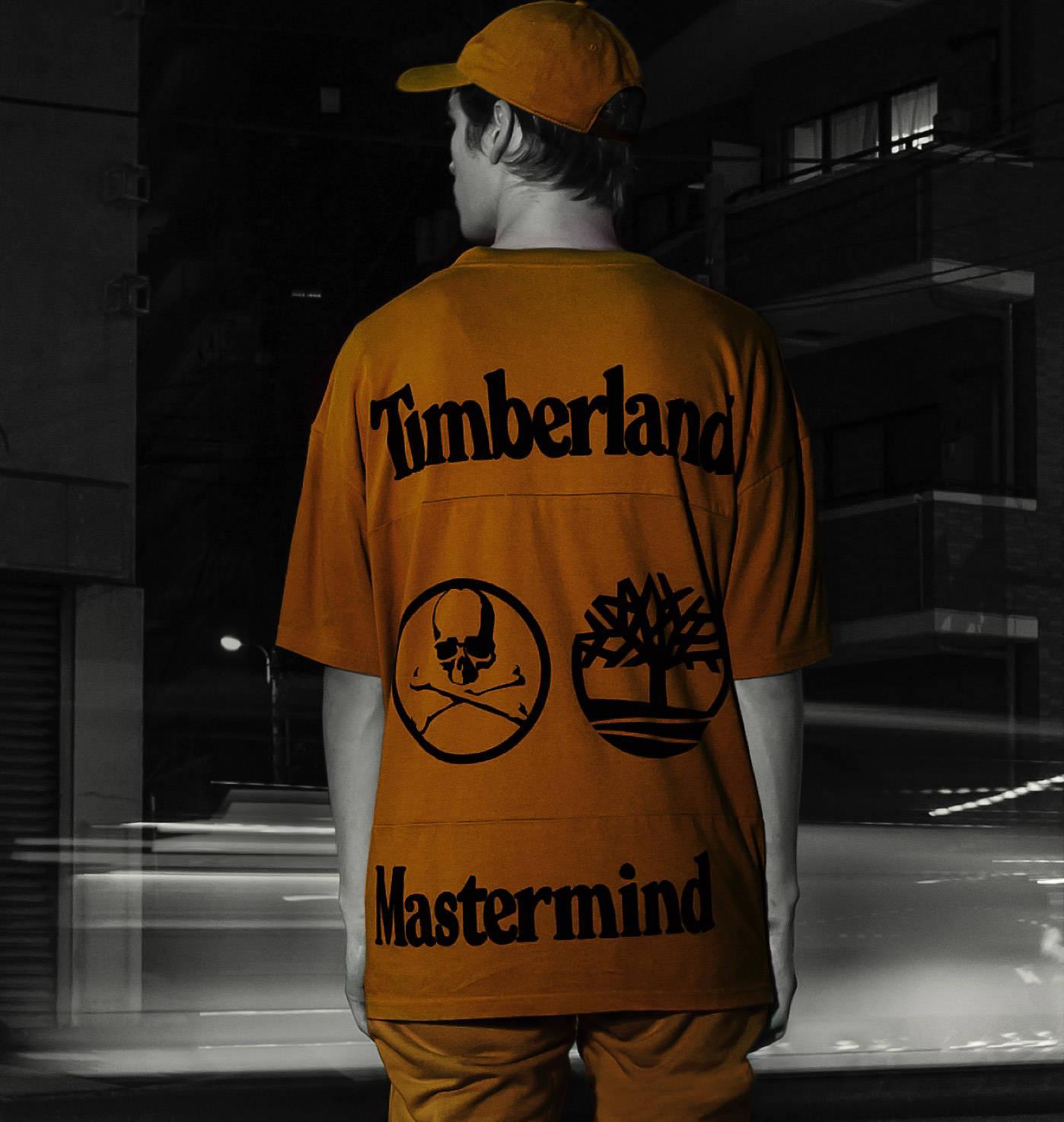 Bas de survêtement Timberland® x mastermind pour homme en jaune
