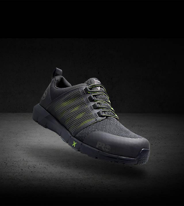 Timberland PRO Radius Shoe in Black