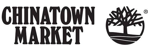 chinatown market timberland logo