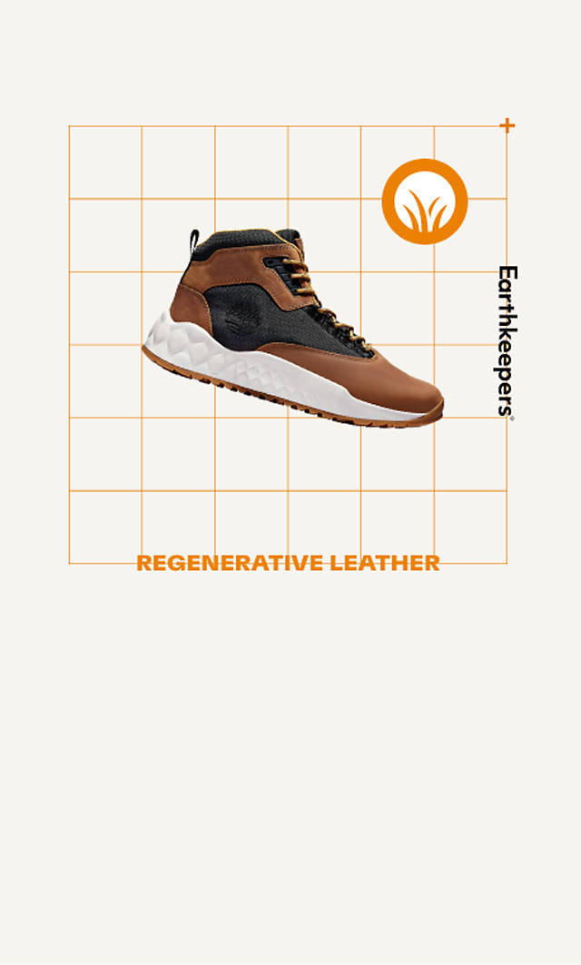 Greenstride Regenerative Leather Shoes