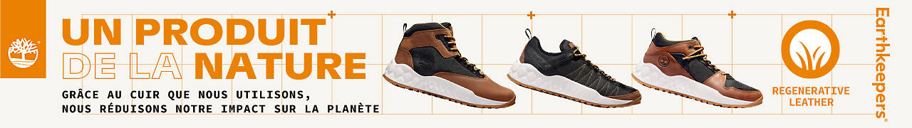 Timberland Rsponsible Leather icons and story