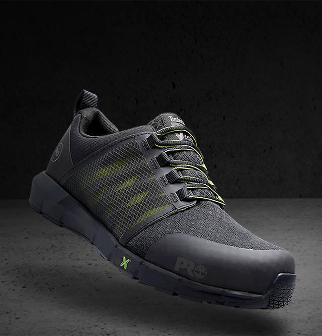 The Radius Safety Shoe