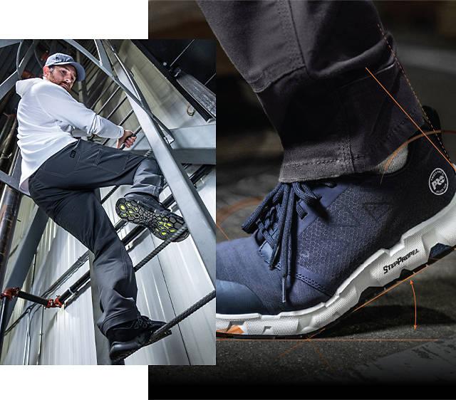 The Powertrain Sprint Work Shoe