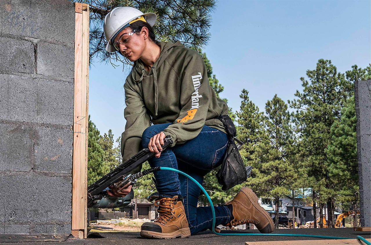 WOMEN'S ENDURANCE WORK BOOT
