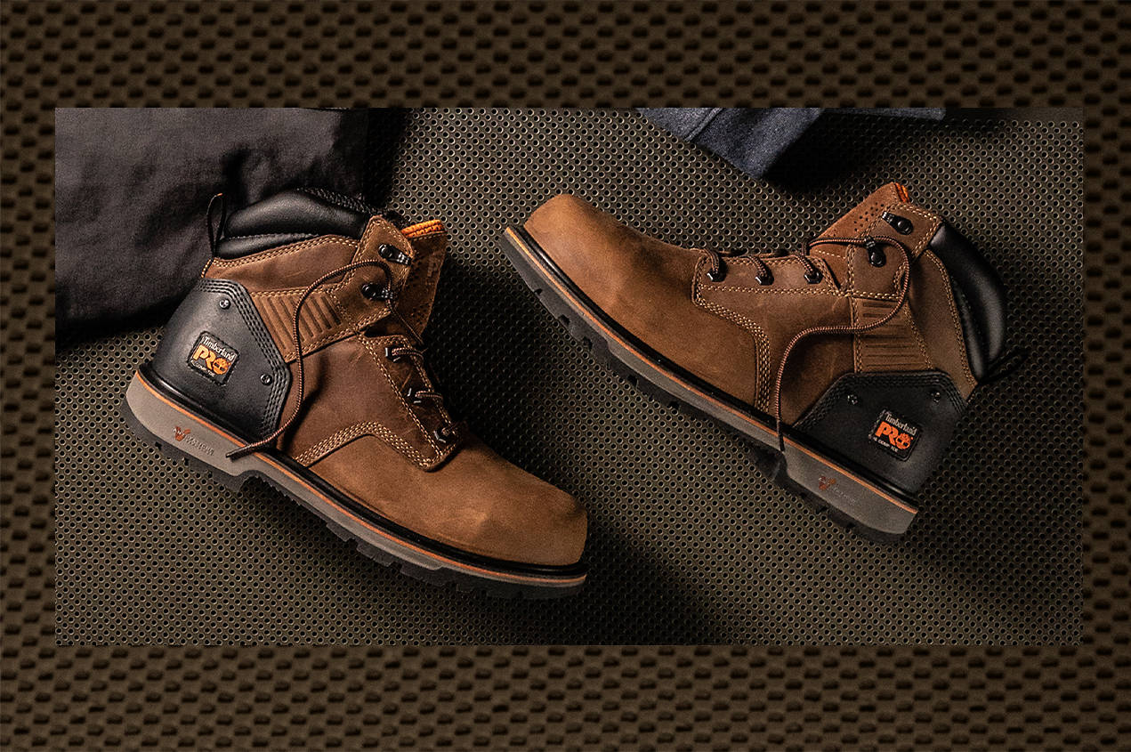 the ballast safety-toe work boot