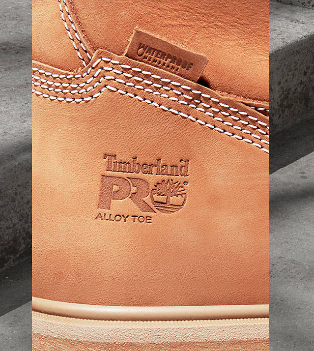 the waterproof iconic work boot