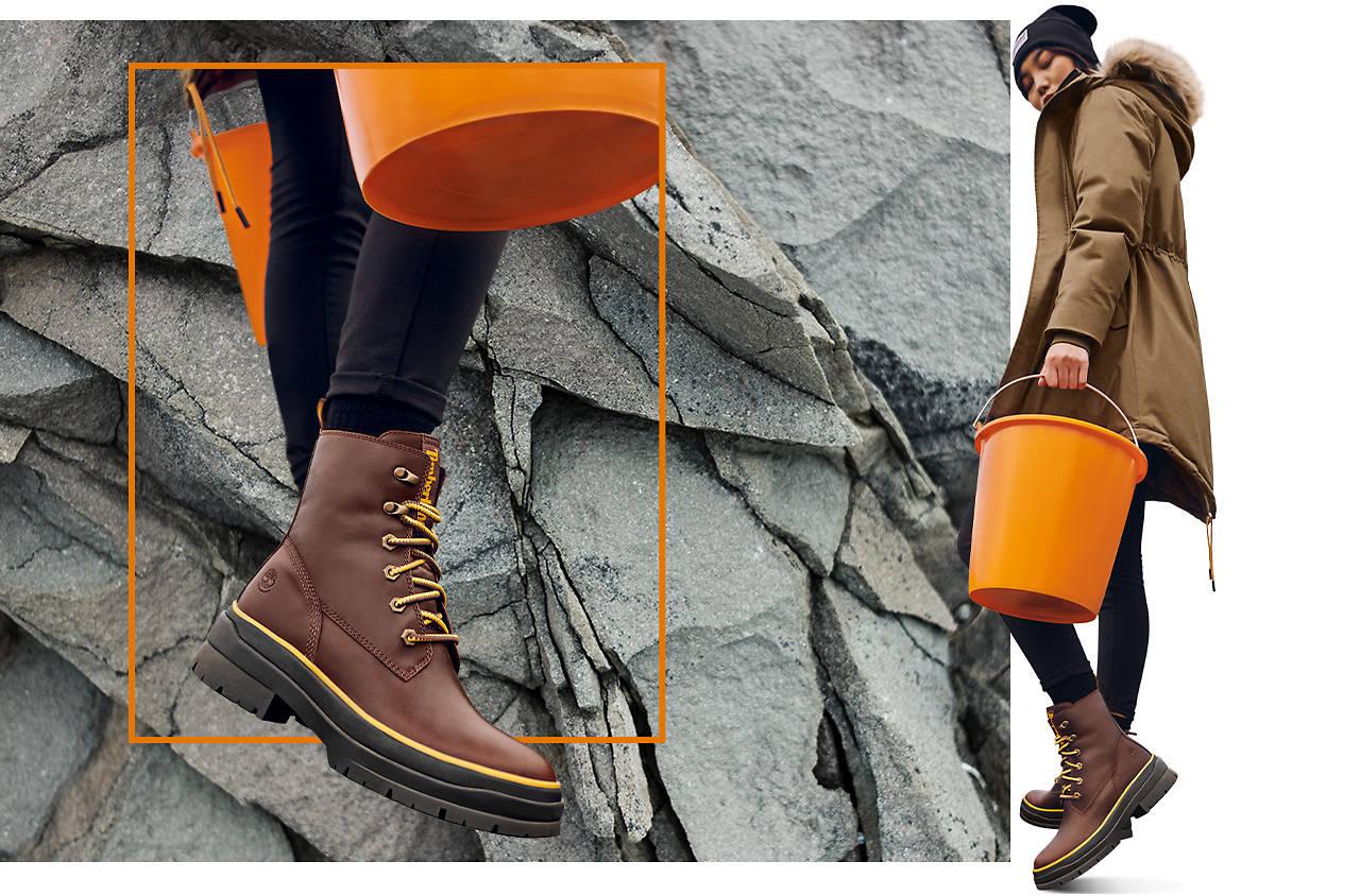 The Malynn EK+ Boot