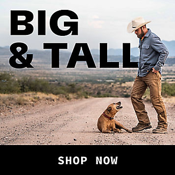 Big and Tall - Shop Now