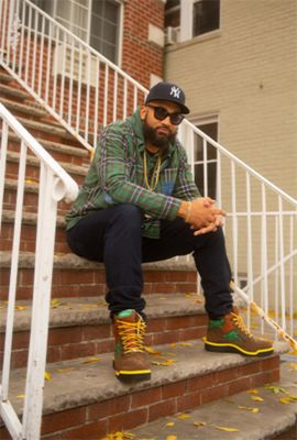 Timberland x Desus and Mero Boots
