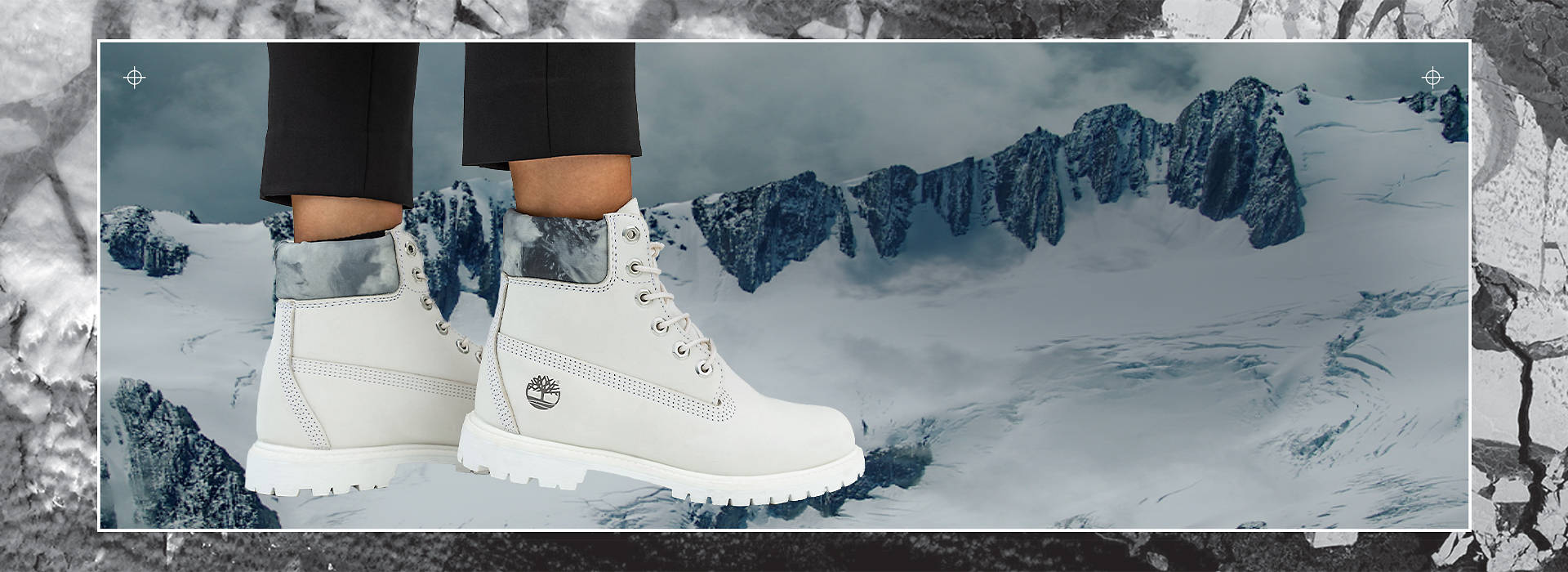 Timberland Icons Banner PLP