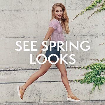 See Spring Looks