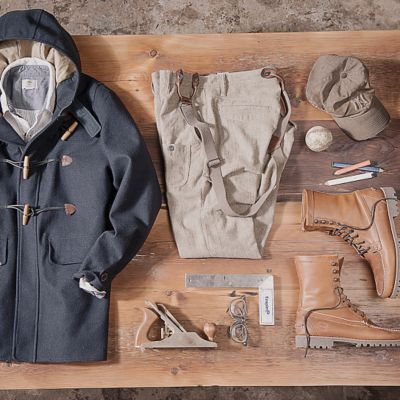 Story of an Icon: The Duffle Jacket