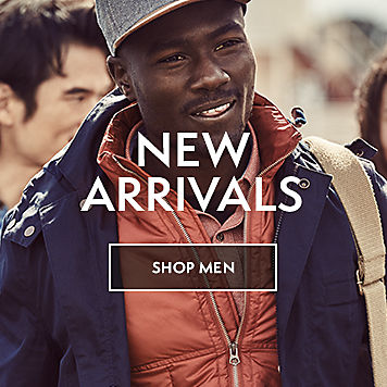 Shop Men New Arrivals