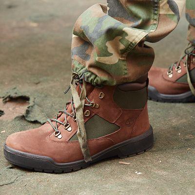 timberland 6 field boot