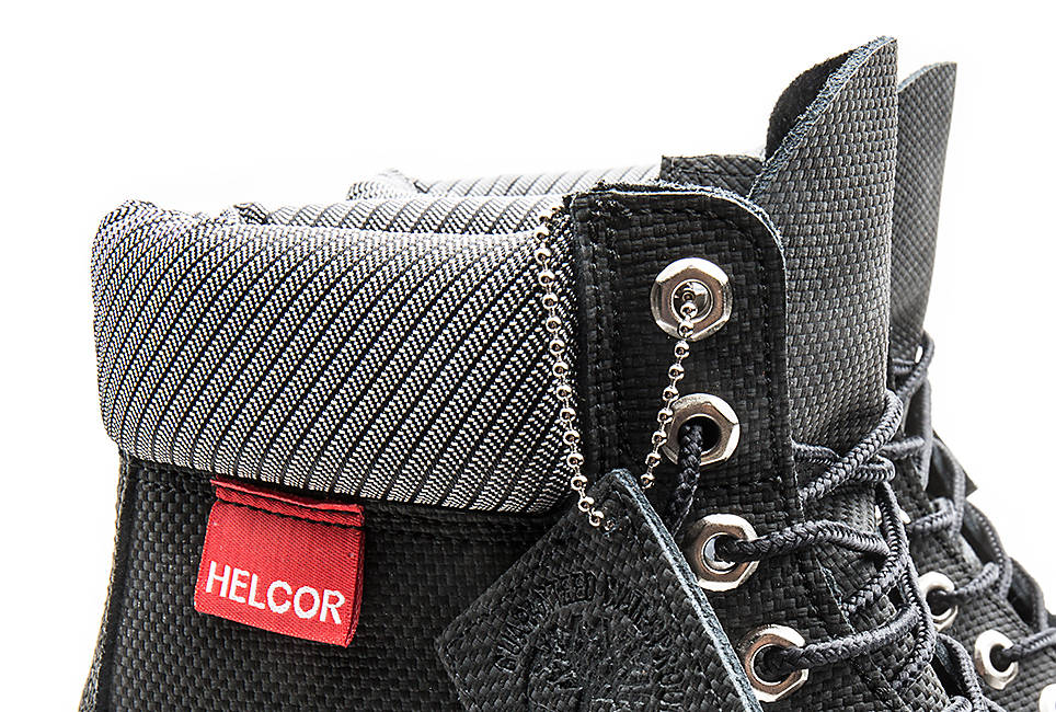 Padded collar for a comfortable fit around the ankle and 400 grams of PrimaLoft® ECO insulation