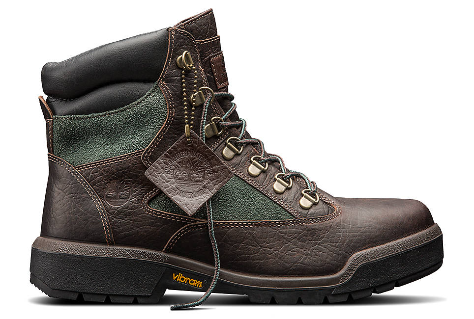"Hazel Highway 6""Field Boot"