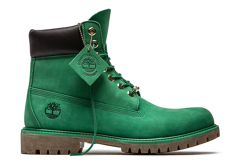 Wintergreen Leather Boot