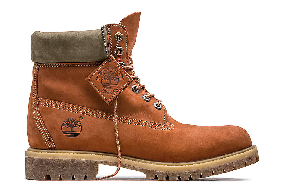 "Autumn Mashup Collection 6"" Premium Boot"