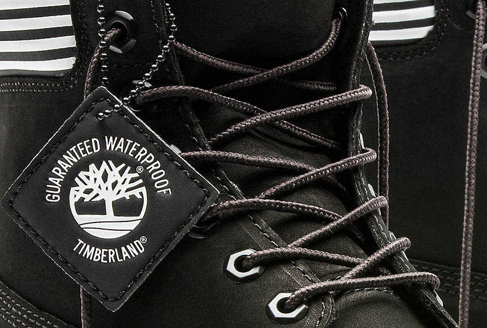 Classic boot laces are re-engineered to stay tied and Rustproof long-lasting hardware