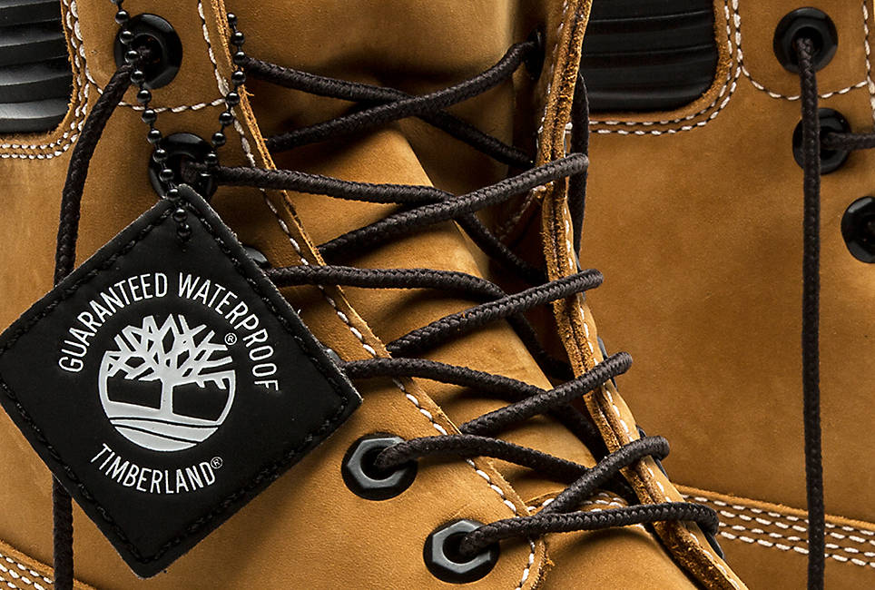 100% recycled nylon laces are re-engineered to stay tied and Rustproof long-lasting hardware