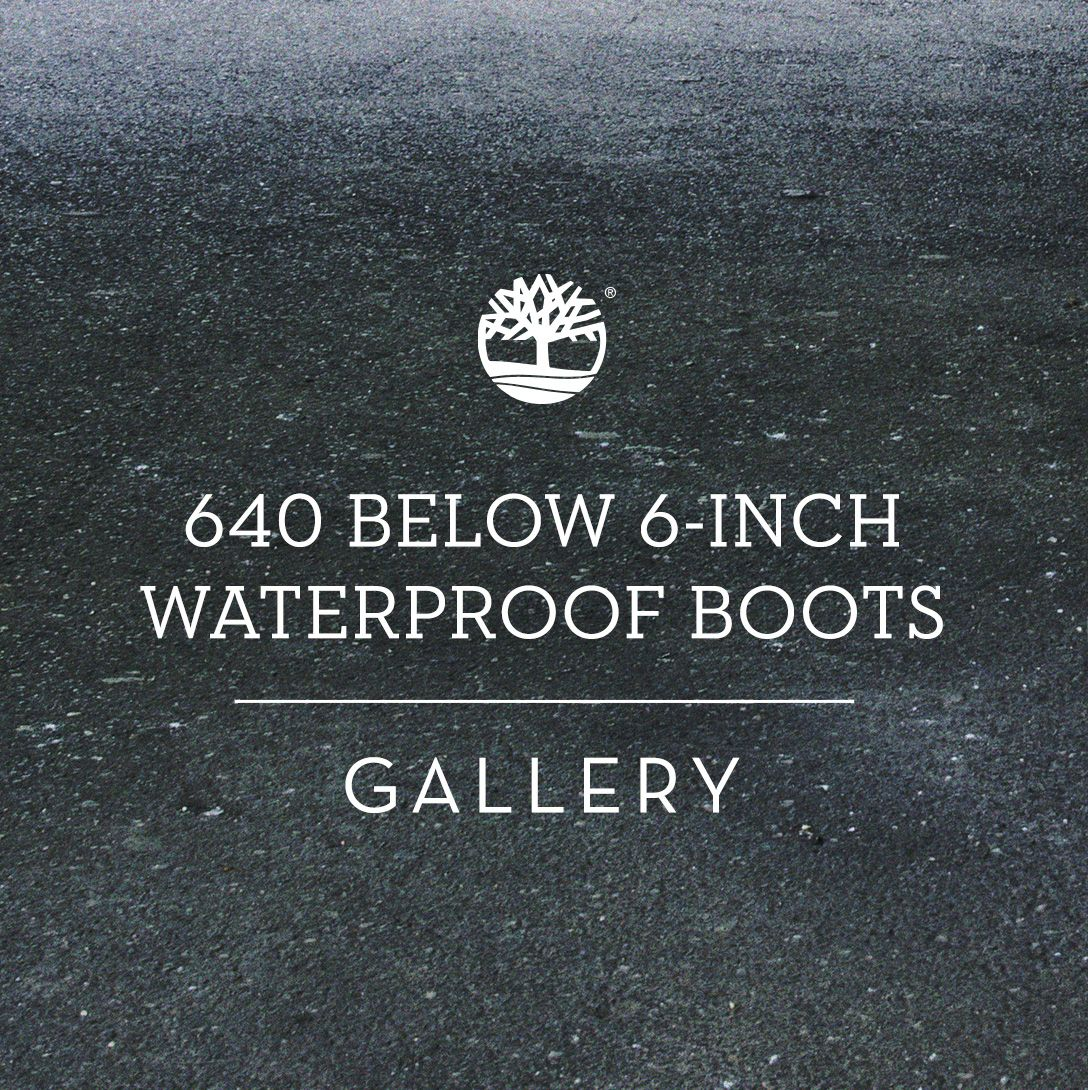 640 Below 6-Inch Waterproof Boots Gallery