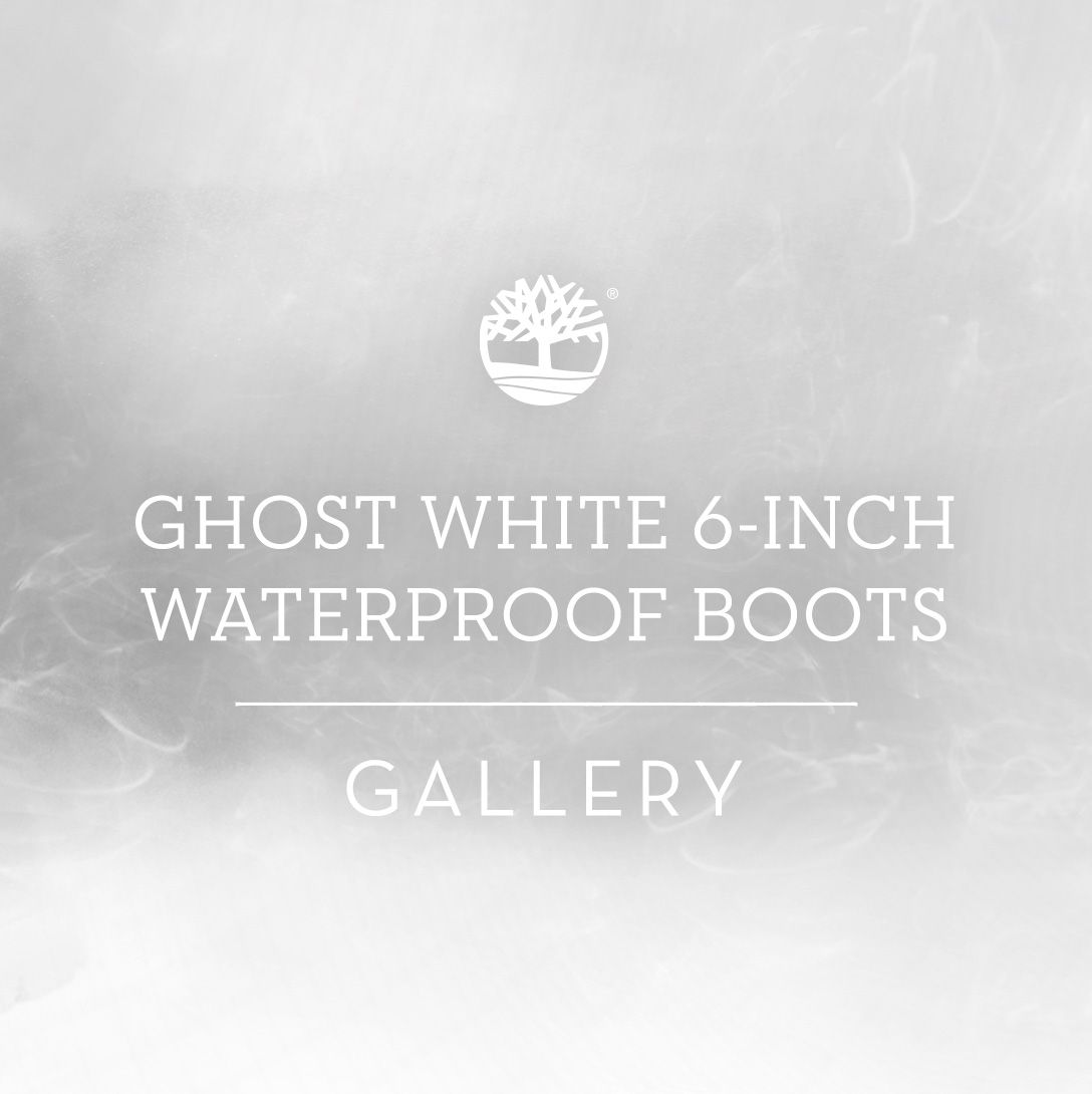 Ghost White 6-Inch Premium Waterproof Boots Gallery