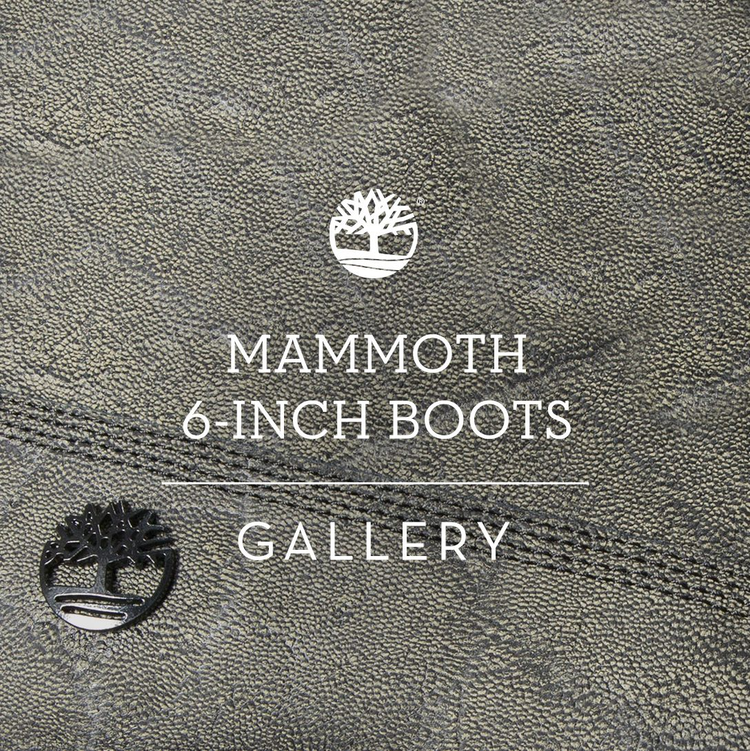 Mammoth 6-Inch Boots Gallery