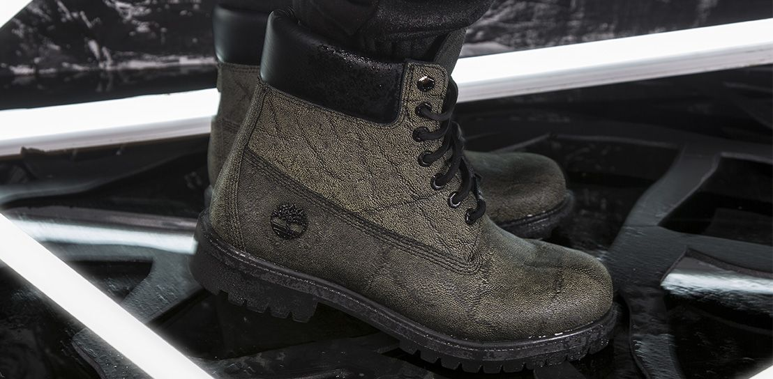 Mammoth 6-Inch Boots