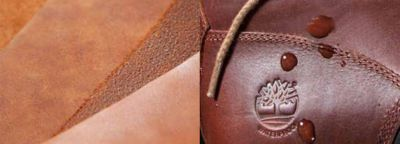 bottes timberland cuir