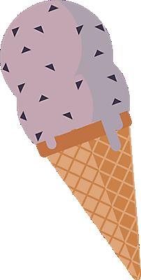 45acf245920cc Bota 6 Inch Ice Cream Premium para Mujer en Morado