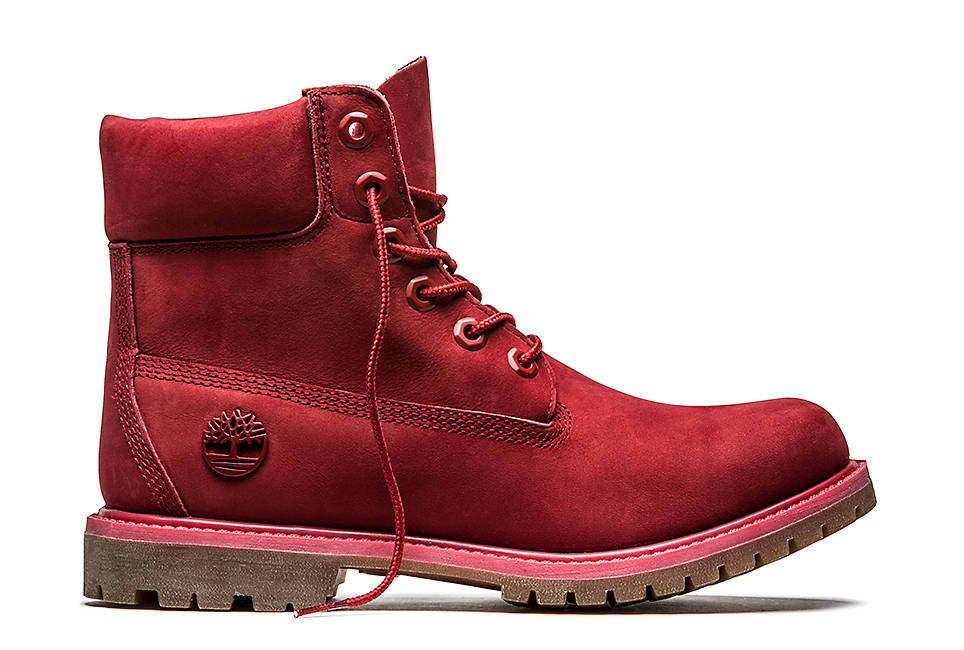 Ruby Red 6-inch premium boot