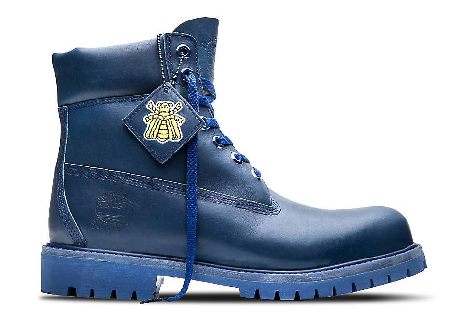 Bee Line Blue Boot | Limited Release