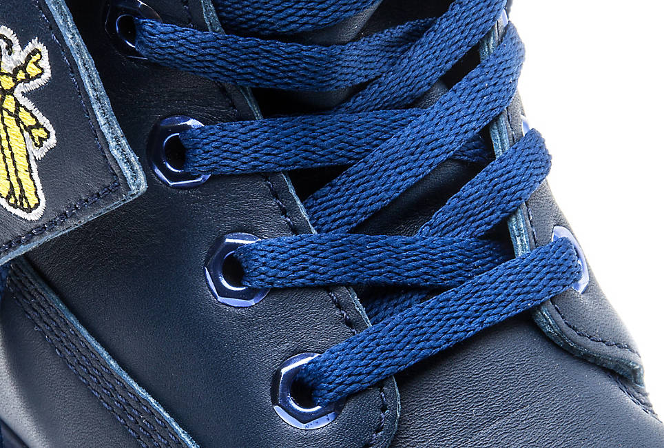 Classic boot laces made of 100% recycled nylon
