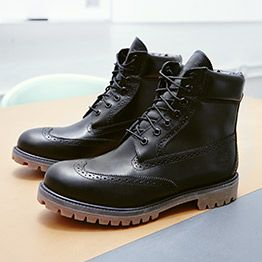 Brogue Boot Image Gallery