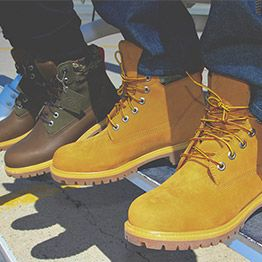 Black Scale Work Boots