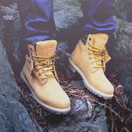 Wheat Black Scale Boots