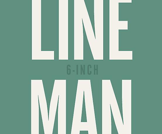 Line Man 6-Inch