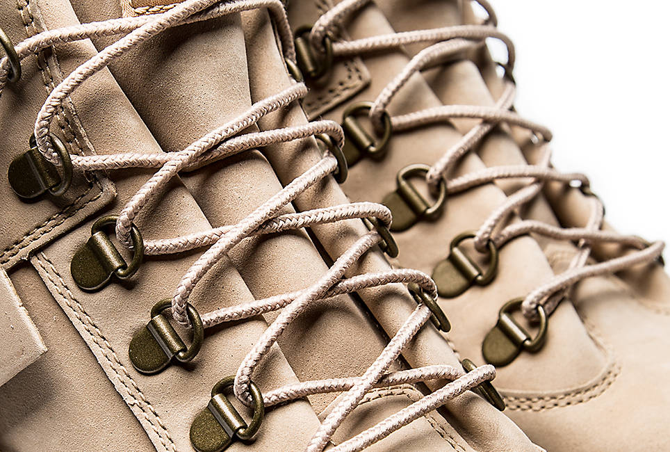 Durable leather laces for long-lasting wear