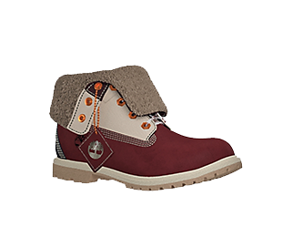 ad009832fd8 Timberland® DYO Fold-Down Dames Boots