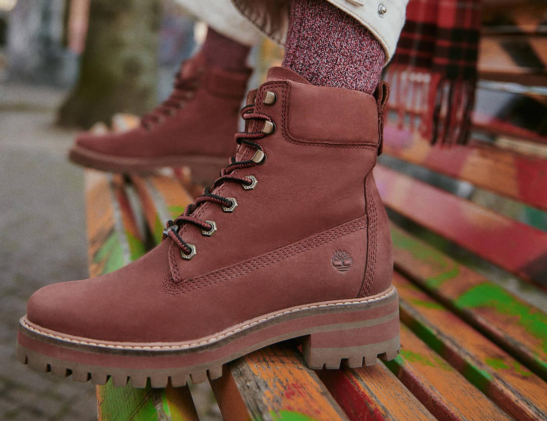 Desconto Timberland Courmayeur Valley Lace up Boot Botas
